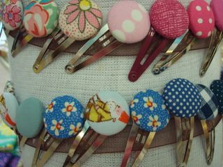 Fabric buttons 001