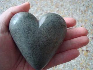 stone hearts Haiti