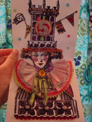 Linda Warlyn card