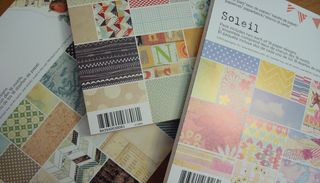 paper pads Basic Grey