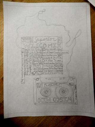Wisco Mix draft by L.T. Komai at Anthology
