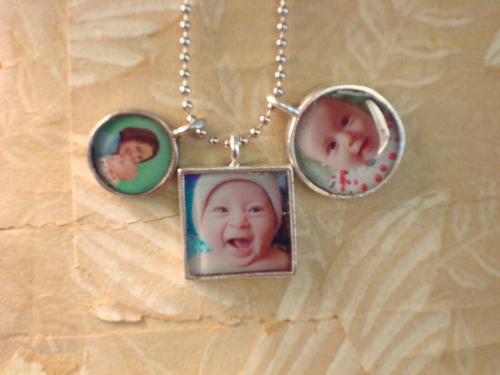 things for sale at the store custom photo jewelry